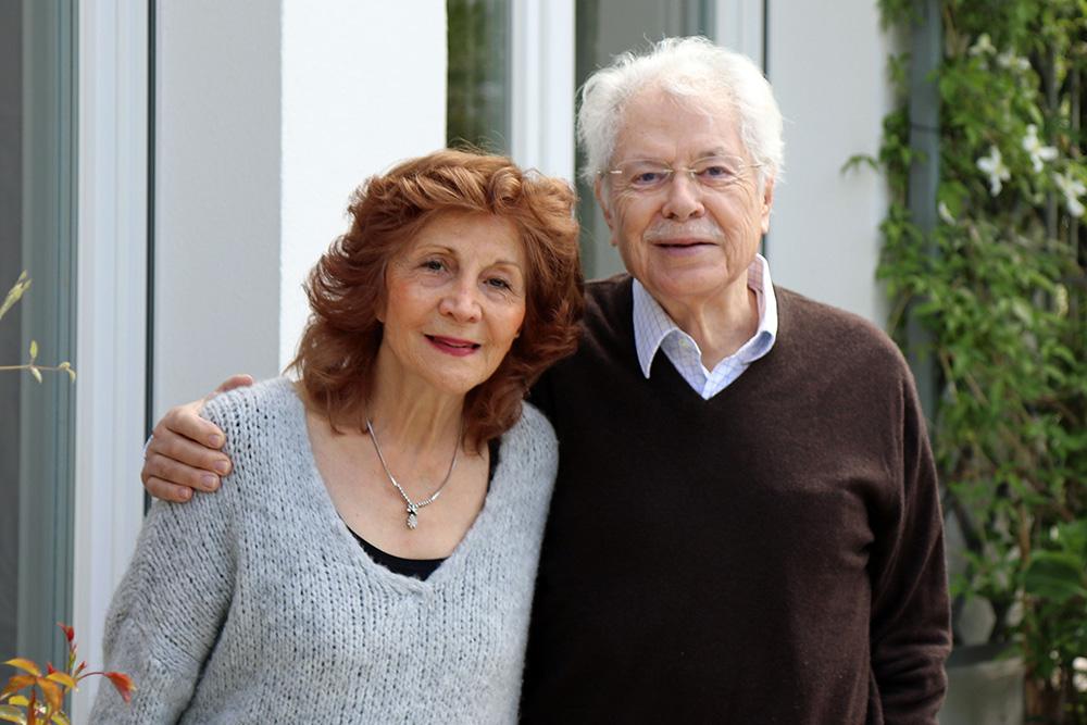 Dr. Dr. Farideh und Dieter Benecke